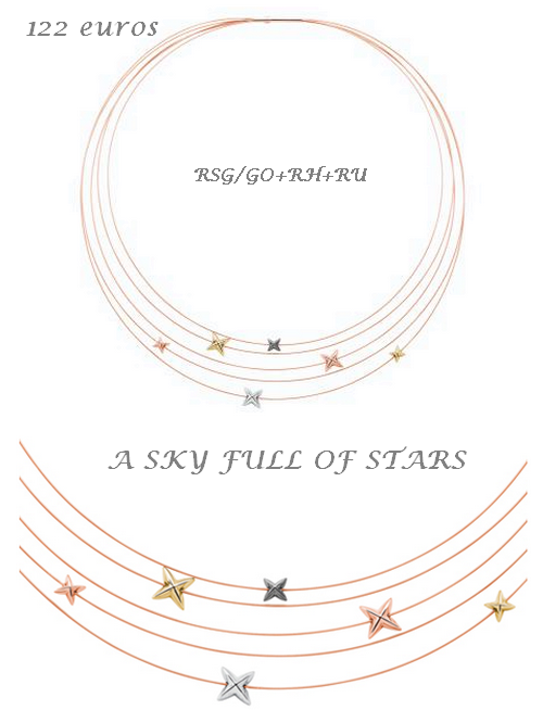18407 a sku full of stars